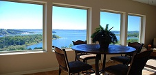 Branson Lake Condos Sunroom sm