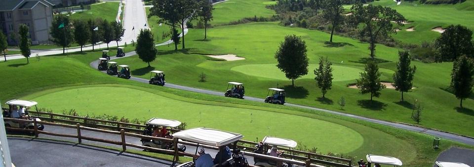 Branson Golf